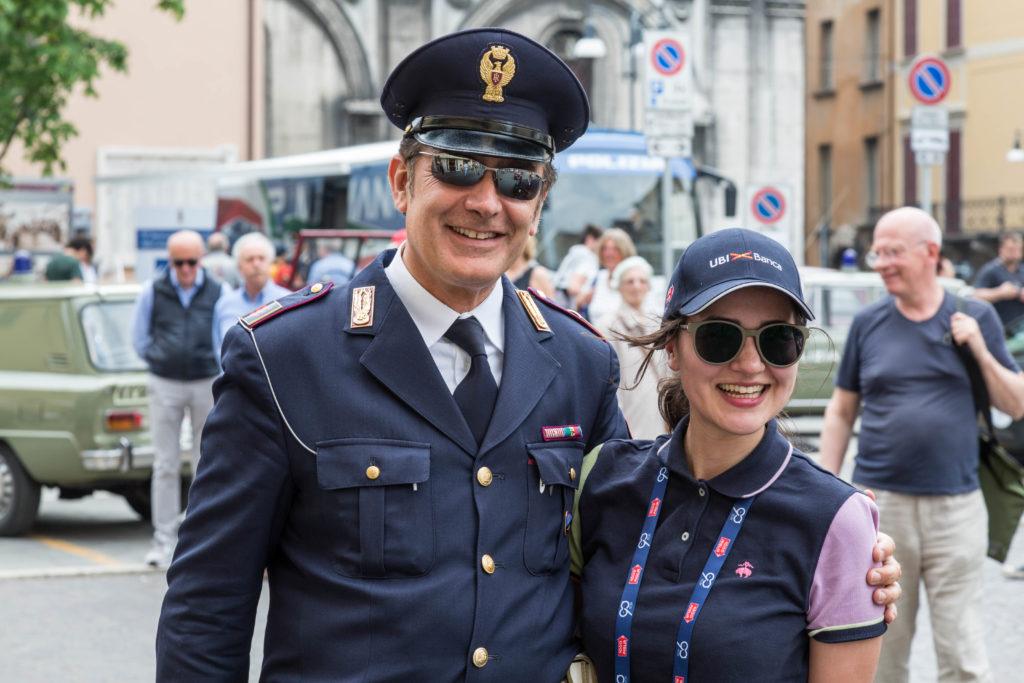 Italian cop
